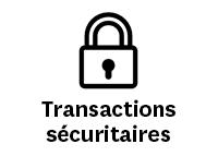 Transactions sécuritaires