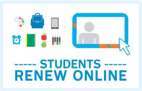 Students - Renew Online