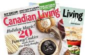 Subscribe Canadian Living